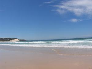 jan 14 One Mile beach